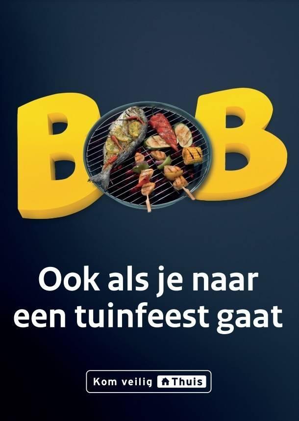 Bob in de zomer